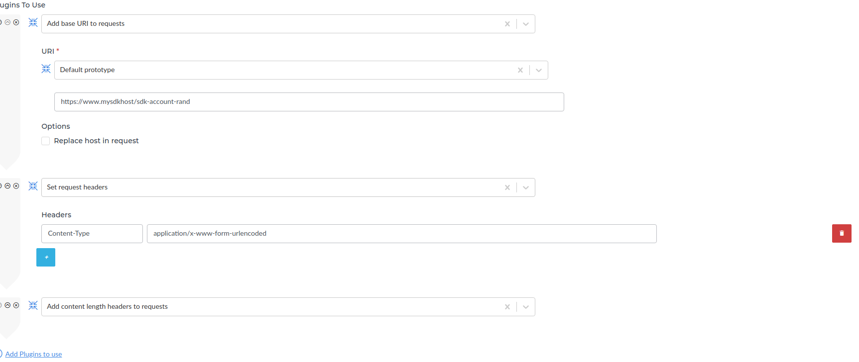 HTTP Client Plugins